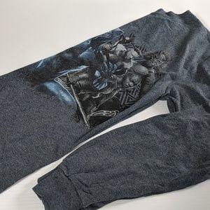 Marvel Shirts - MARVEL NWT Black Panther Long Sleeve Heathered Tee